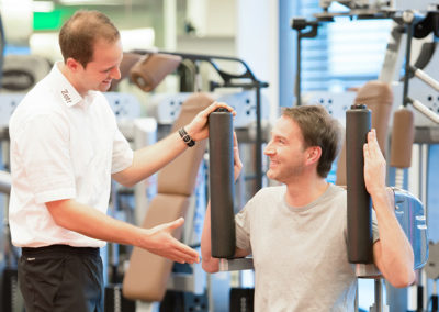 Duales Studium BA in Fitnessökonomie, Gesundheitsmanagement (m/w/d)